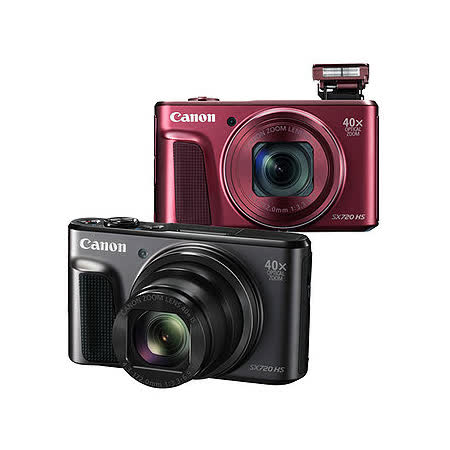 Canon PowerShot SX720 HS (公司貨)-送32G記憶卡+讀卡機+小腳架+清潔組+保護貼