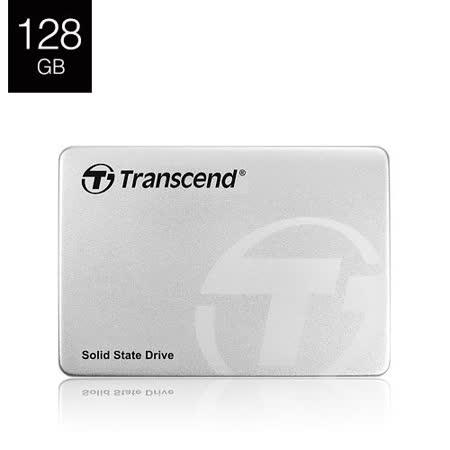 Transcend 創見 SSD370S 128GB SATA3 2.5吋 SSD 固態硬碟 鋁殼版