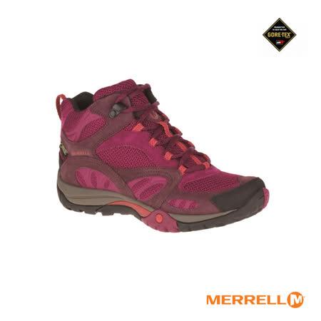 MERRELL AZURA MID Gore-tex戶外多功能鞋ML37078(女款)/城市綠洲(戶外、健行、登山、美國)