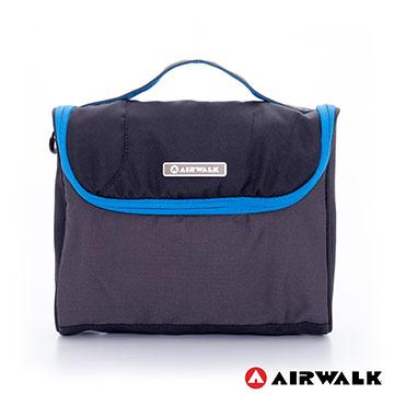 AIRWALK ~ 灰色地帶 走跳系列多 手提包 ~ 小巧灰