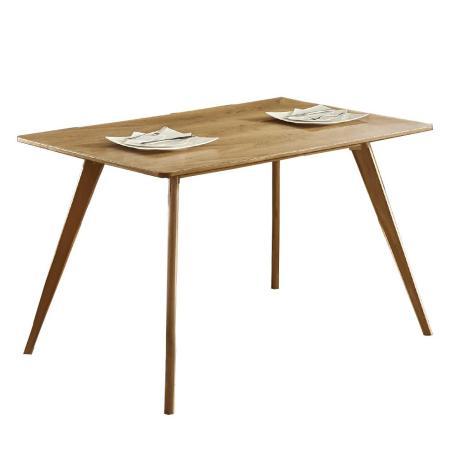 AT HOME-喬絲4尺木紋餐桌