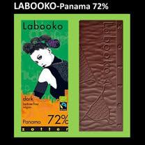 Labooko-頂級巴拿馬 72%純巧克力