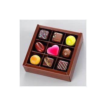 亞尼克 伴手禮-法式巧克力9入禮盒 法式巧克力9入禮盒