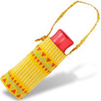 【rainstory】復古圖騰抗UV迷你口袋傘