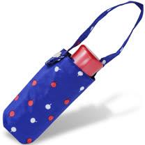 【rainstory】紅白蘋果抗UV迷你口袋傘