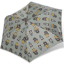 【rainstory】熊與企鵝抗UV輕細口紅傘