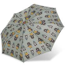 【rainstory】熊與企鵝抗UV隨身自動傘