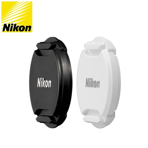 Nikon原廠40.5mm鏡頭蓋LC-N40.5(口徑:40.5mm;黑色或白色)