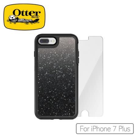 OtterBox iPhone 7 Plus 施華洛世奇水鑽系列保護殼-暗夜黑51175