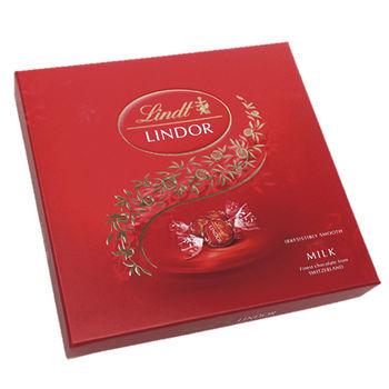 瑞士蓮LINDOR牛奶巧克力禮盒
