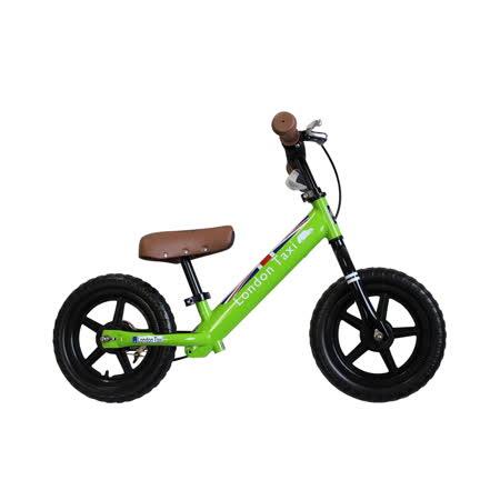 London Taxi KickBike幼兒滑步平衡車-綠