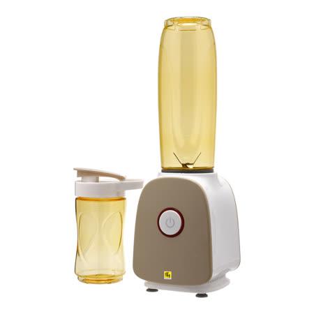 【鍋寶】調理/研磨雙隨行杯果汁機  SJ-220-D
