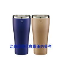 『ZOJIRUSHI』☆象印 0.6L不銹鋼真空保溫杯 SX-DD60-AD (藍色)
