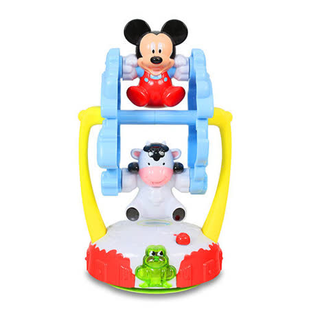 【Disney 品牌授權系列】米奇轉轉農場 CL14870