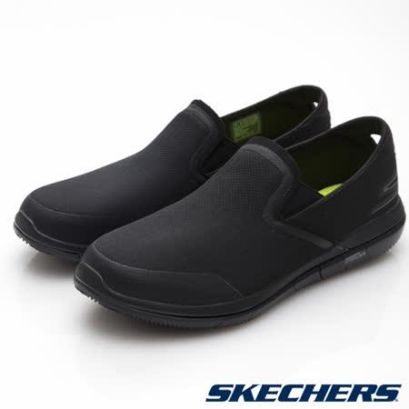 SKECHERS (男) 健走系列 GO Flex - 54010BBK