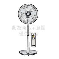 │Panasonic│國際牌 14吋 DC馬達微電腦電風扇 F-S14DMD