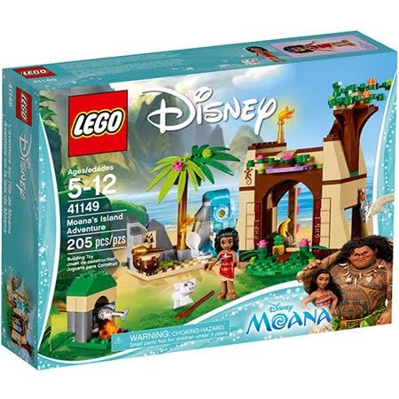 LEGO《 LT41149 》迪士尼公主系列 - Moana's Island Adventure