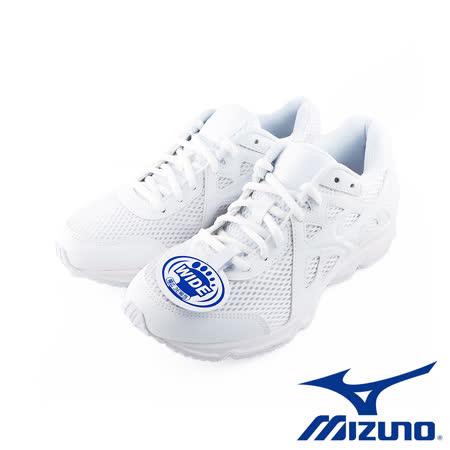 Mizuno 慢跑鞋 運動鞋 學生鞋 (寬楦) K1GA170201