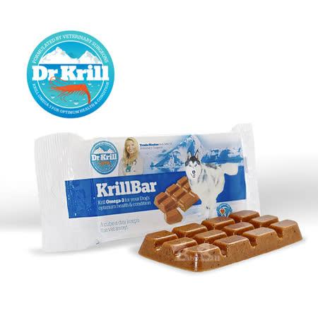 限時特惠【KrillBar磷蝦霸】Omega 3 營養補充磚(110g)