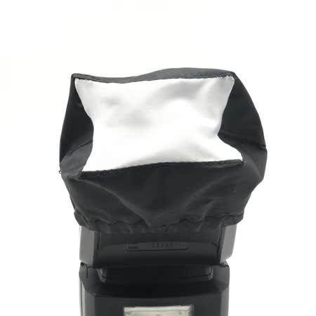 通用型絲光內閃外閃燈柔光罩閃光燈柔光罩(黑邊)