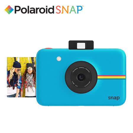 Polaroid 寶麗萊 SNAP 數位拍立得(藍色-公司貨)