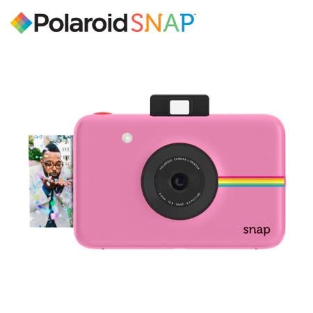 Polaroid 寶麗萊 SNAP 數位拍立得(粉色-公司貨)