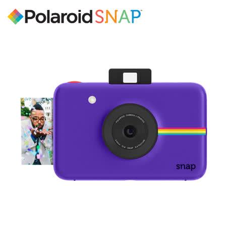 Polaroid 寶麗萊 SNAP 數位拍立得(紫色-公司貨)