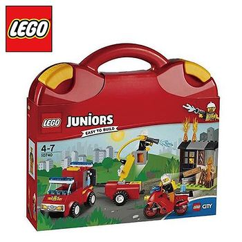 LEGO L10740 火警巡邏手提箱