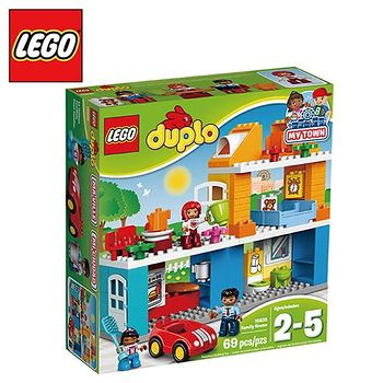LEGO L10835 家庭住宅