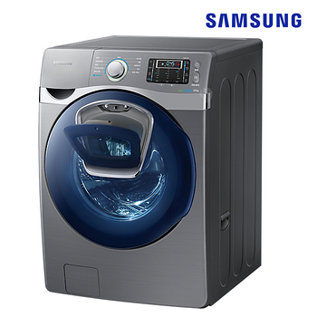 SAMSUNG三星19公斤變頻AddWash™ 潔徑門滾筒洗衣機WF19J9800KP/TW