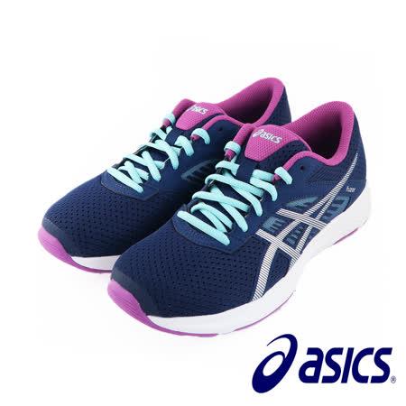 Asics 亞瑟士 fuzor 女基本款慢跑鞋 運動鞋 T6H9N-4993