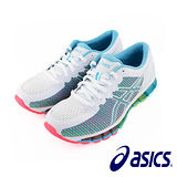 Asics 亞瑟士 GEL-QUANTUM 360 CM 高緩衝 女慢跑鞋 運動鞋 T6G6N-0100