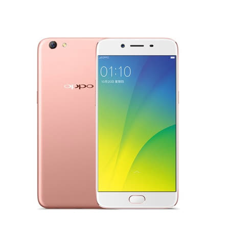 OPPO R9s 5.5吋雙卡八核心智慧手機(4G/64G)LTE-玫瑰金