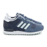 Adidas 女鞋  經典復古鞋 藍白 S79799