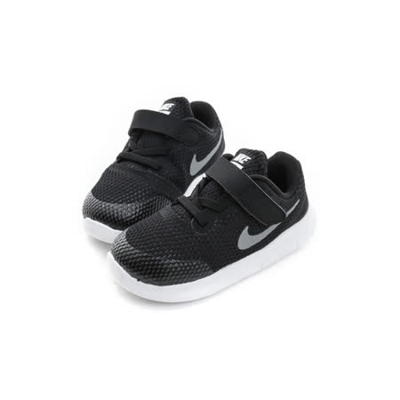 NIKE (童) 慢跑鞋 黑白 833992001