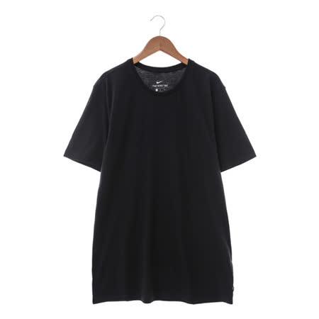NIKE (男) 圓領T(短) 黑 844806010