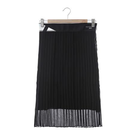 Adidas (女) 休閒運動短裙 黑 BK6187