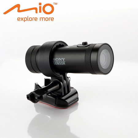【Mio】- MiVue M555 金剛王Plus  SONY感光元件機車行車記錄器 快速安裝版 原廠公司貨 送16G+讀卡機