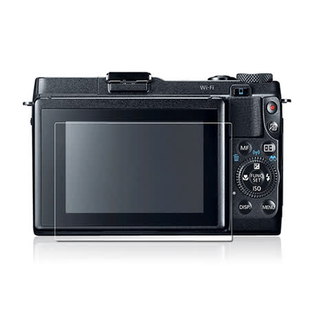 Kamera 高透光保護貼 for Canon EOS M3 / M10 / G1X Mark II