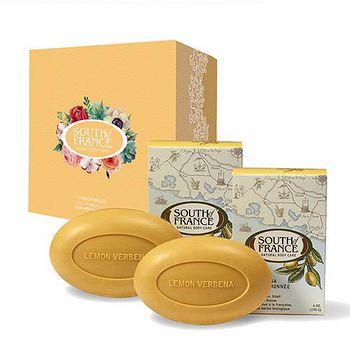 South of France 南法馬賽皂 格拉斯馬鞭草 馬卡龍手工皂禮盒組 170g(2入/盒)