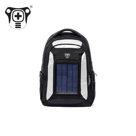 Swissdigital 太陽能充電 移動行光者後背包