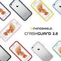 犀牛盾 Apple iPhone 7 CrashGuard 2.0 防摔邊框-14色