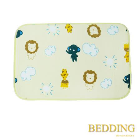 【BEDDING】吸水地墊-動物樂園A