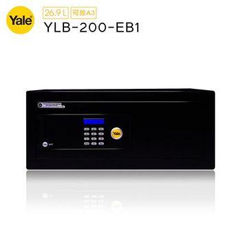 耶魯 Yale 數位電子保險箱/櫃_桌上電腦型 (YLB-200-EB1)
