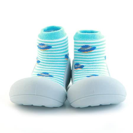 Attipas襪型學步鞋[真品平輸]-銀河飛碟