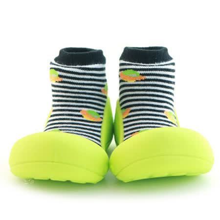 Attipas襪型學步鞋[真品平輸]-青蘋飛碟