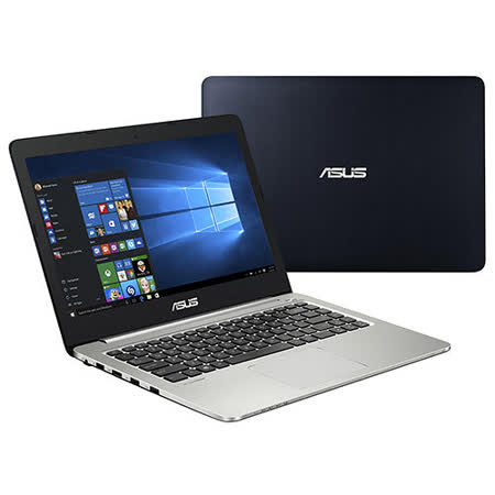 ASUS K401LB 14吋 i5-5200 1TB+24GSSD NV940獨顯2G Win10 金屬輕薄機種
