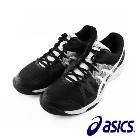 Asics 亞瑟士 GEL-UPCOURT 男排羽球鞋 室內鞋 B400N-9001