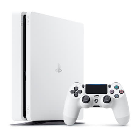 SONY PS4主機 CUH-2017系列500GB-冰河白
