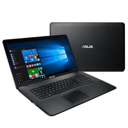 ASUS X751SV-0021AN3710 17.3吋/N3710處理器/4G記憶體/500G硬碟/NV920MX 2G獨顯 大螢幕筆電